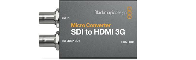 Blackmagic Design Micro Converter SDI-HDMI 3G