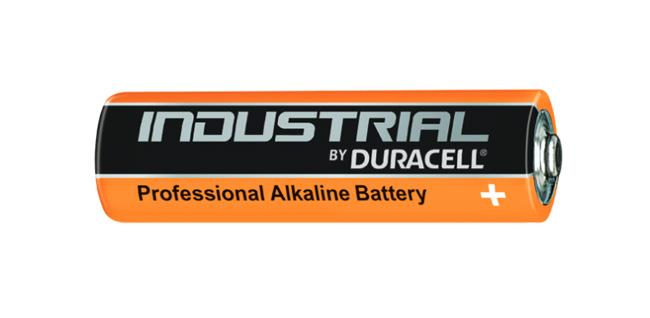 Duracell Industrial AAA Micro MN2400 10er-Box