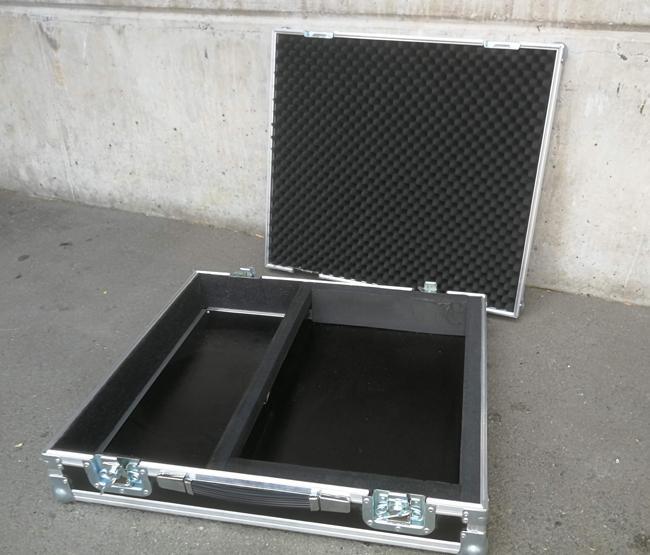 Gäng Case Mischpultcase für das SSL Fader Tile