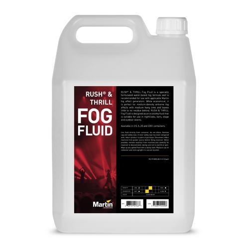 Fluid Rush&Thrill Fog Fluid 5l