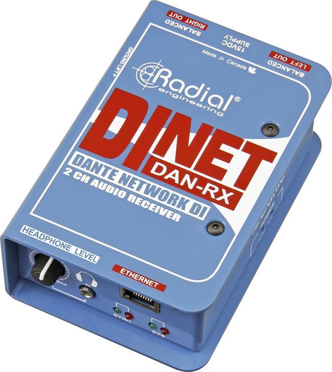 Radial DiNET DAN-RX