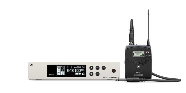 Sennheiser ew-100-G4-CI1