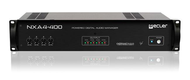 Ecler NXA4-400 Endstufe