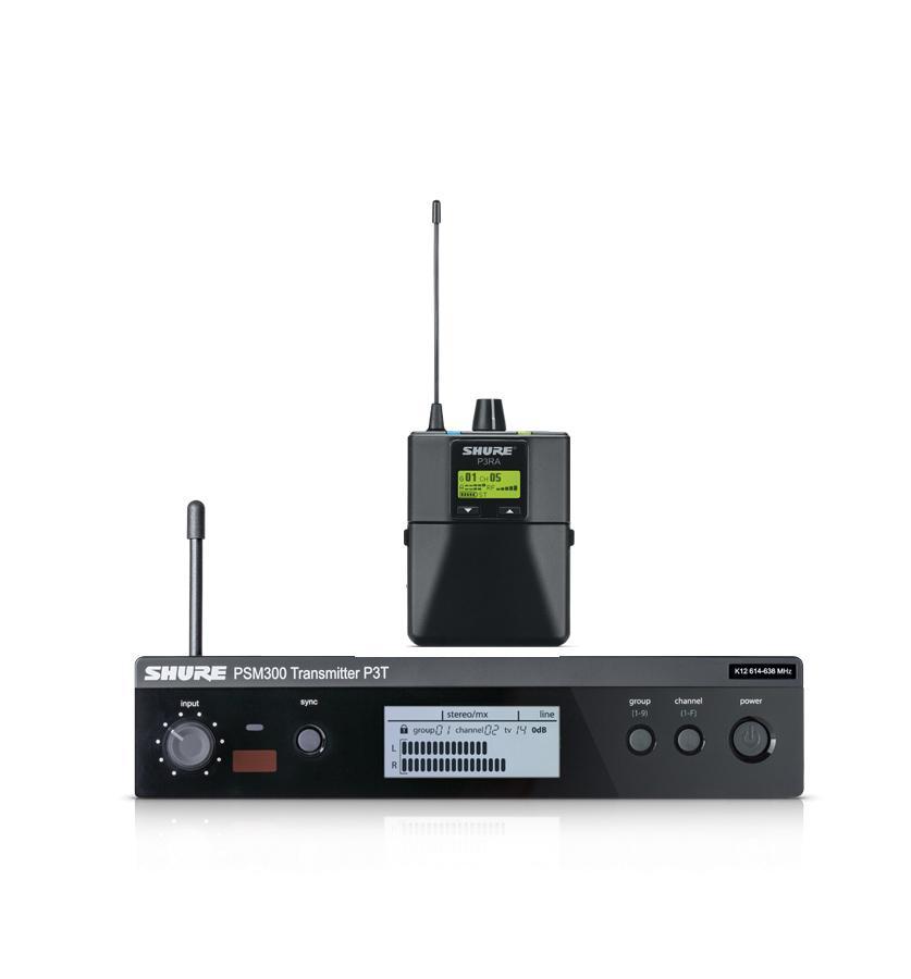 Shure PSM-300 Premium In Ear Monitoring