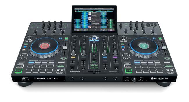 Denon DJ Prime-4