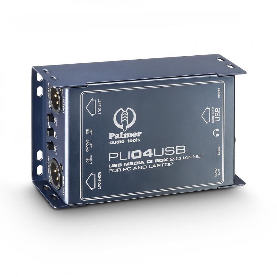 Palmer PLI-04-USB USB DI Box