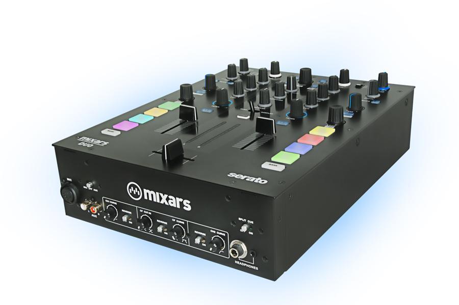 Mixars Duo-MkII DJ-Mixer