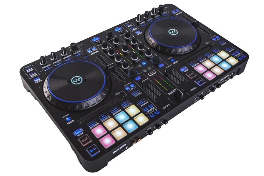Mixars Primo DJ-Controller